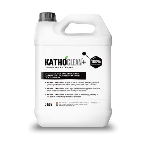KATHOCLEAN+® - Biodegradable Cleaner Degreaser 5L