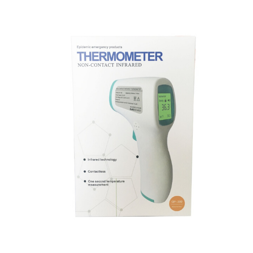 Contactless Digital Infrared LCD Thermometer