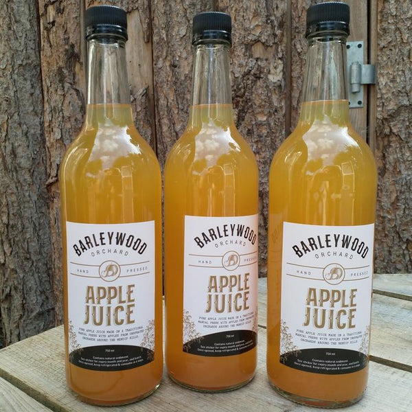 Barleywood Apple Juice