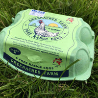Greenacres Farm Free Range Eggs (Pick Up Only)