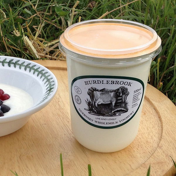 Hurdlebrook Whole Yoghurt - Pick Up Only