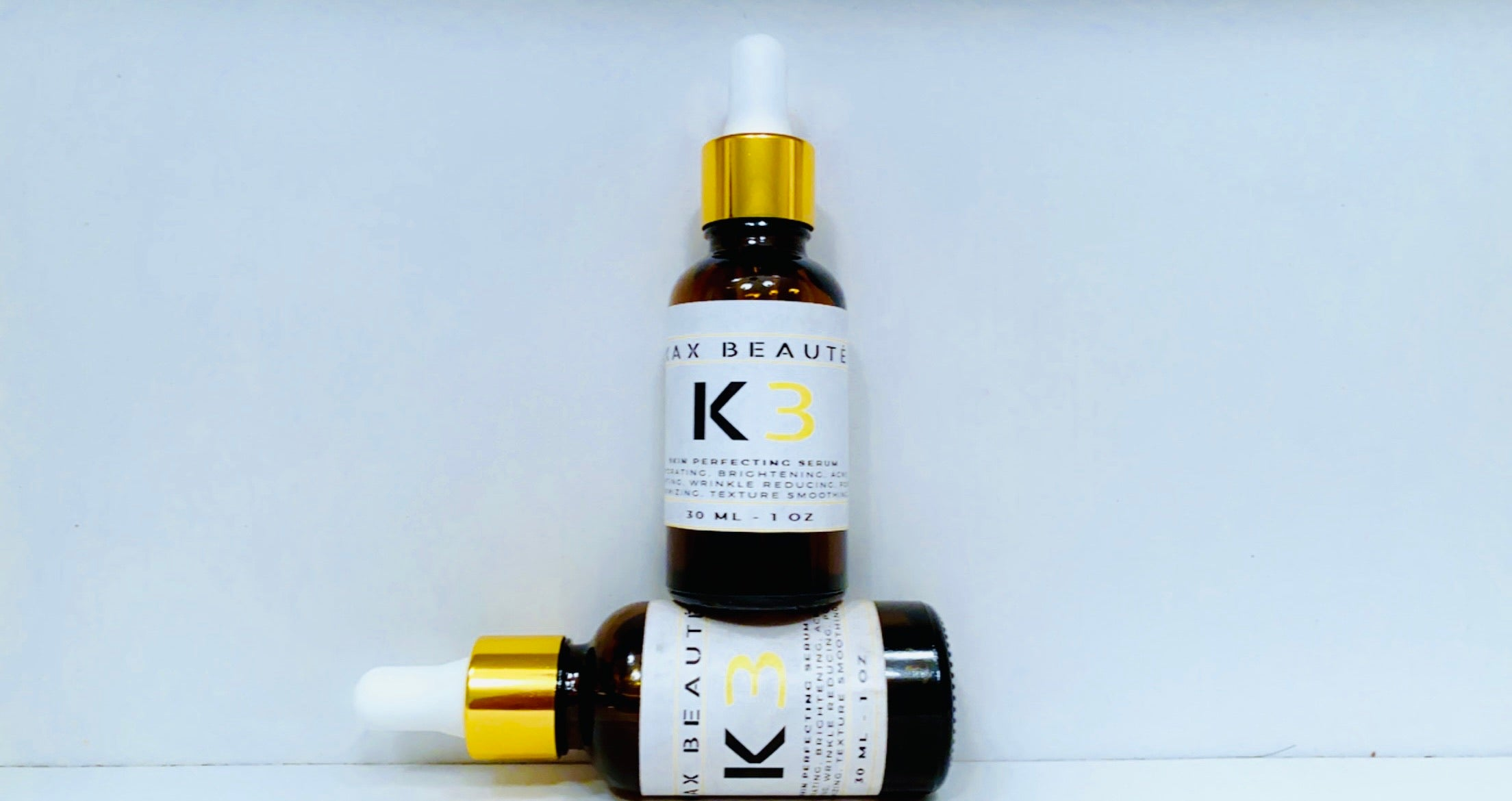 K3 Skin Perfecting Serum - Kax Beauté