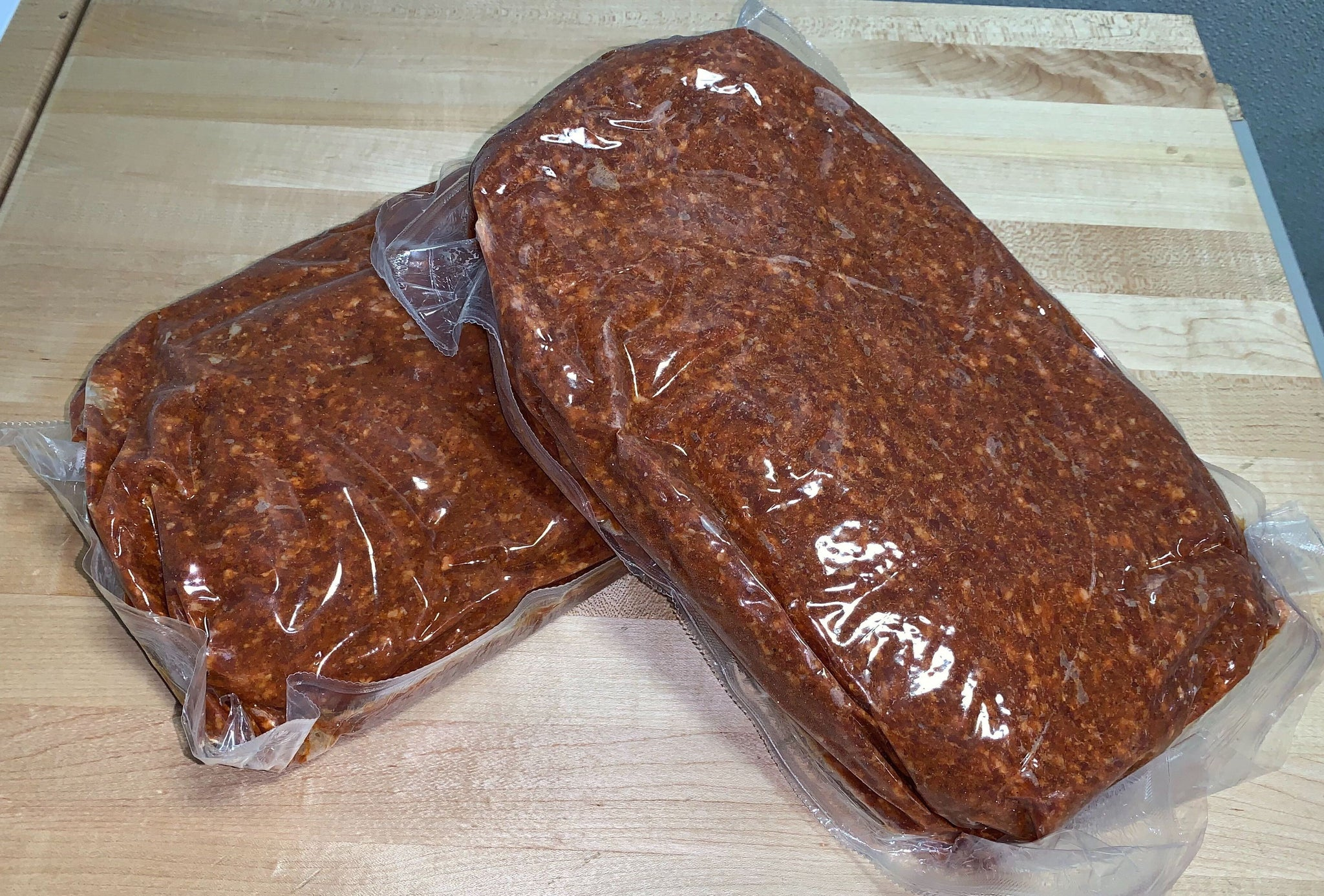 Old Timer Cooked Chorizo, 2-5 LB Packs, 10 LB Case