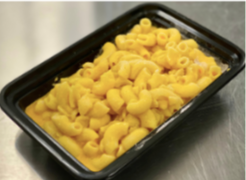 "Carefree Cuisine Vegan Mac & ""Cheese"""