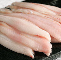Alaskan Cod Fillets, 15LB Case, 8-16 OZ Pieces