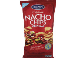 Nacho chips original, zak 475 gr