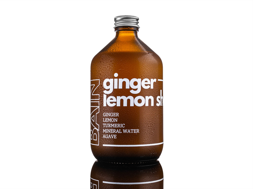 Bain Ginger Lemon Shot