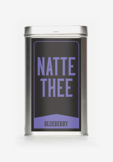 Natte thee Blueberry