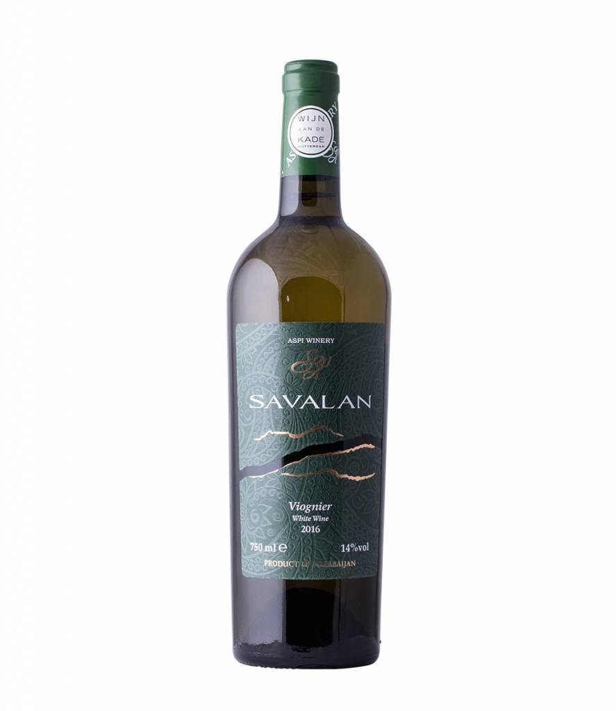 ASPI WINERY 'SAVALAN' VIOGNIER 2018