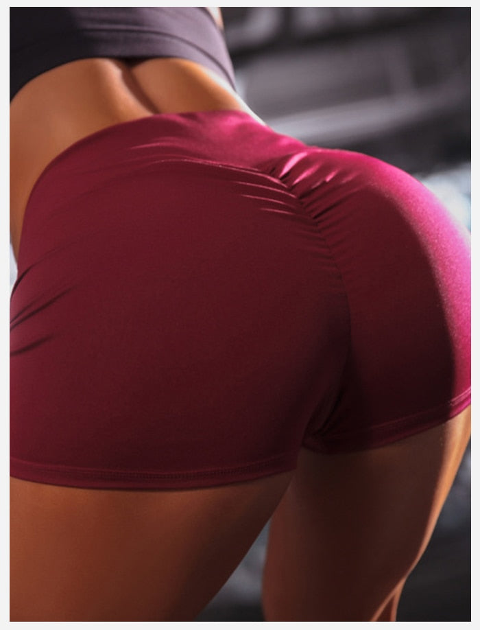 Women High Waist Scrunch Spandex