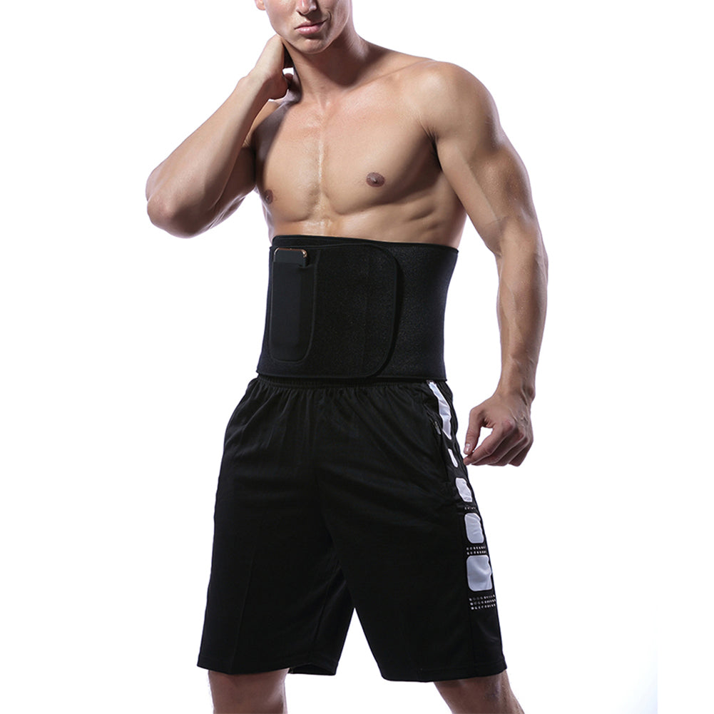 Men Slimming Sauna Neoprene Waist Trainer