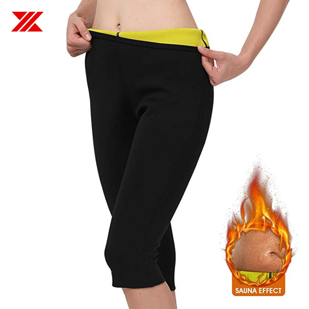 Sauna Weight Loss Pants - Sweat & Burn More Fat!