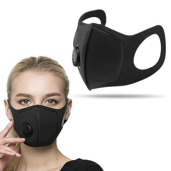 Anti Viral Bacteria - Pollution & Dust N95 Mask - Breathe Clean Air & Stay Healthy