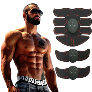 Muscle Simulation Pad - Tone Muscles, Lose Weight! Abs, Arms, Legs!