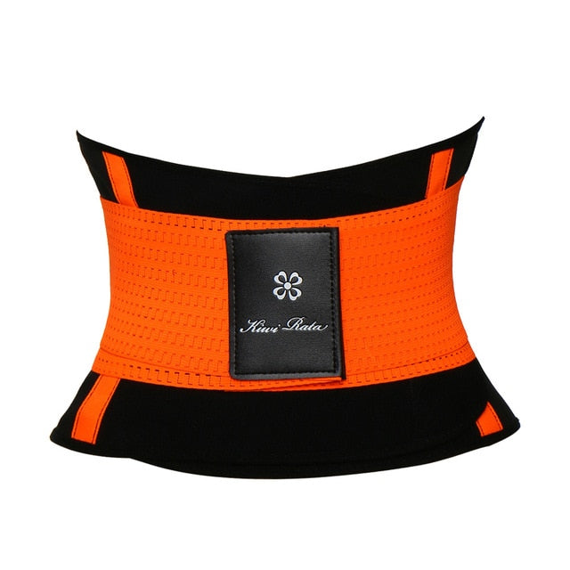Unisex Waist Trainer - Sweat Belt - Burn Stomach Fat