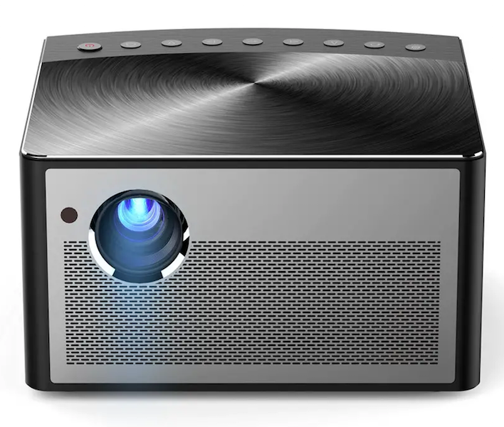 VIVIBRIGHT H1 DLP 3D 1080P Projector -HD Home Theater Android Projector With 2G + 16G RAM 6500 Lumens - LARNELEC
