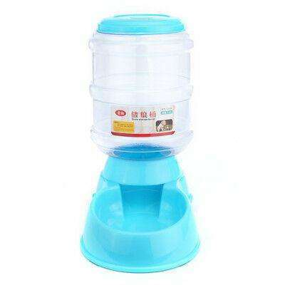 3.5L Large Automatic Dog Cat Pet Water And Food Dispenser, Pet Bowl Feeder-Dog Food Dispenser