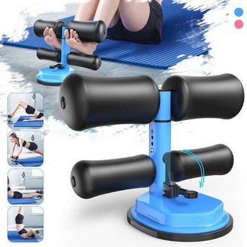 Home Self-Suction Sit Up Assistant Abdominal Sport Fitness Exercise Tools - LARNELEC