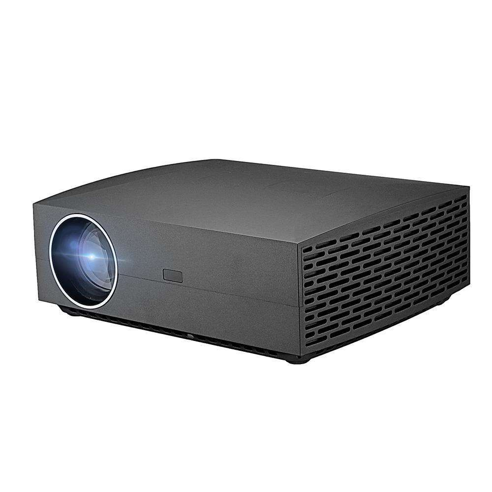 VIVIBRIGHT Home Theatre Projector 4200 Lumens Full HD 1920 x 1080P Support 3D Home Theater Video Projector-Black-Theater Projector