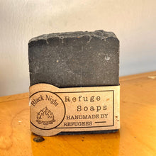 Load image into Gallery viewer, Refuge Soap - Black Night