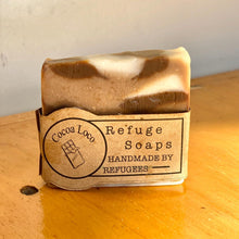 Load image into Gallery viewer, Refuge Soaps - Cocoa Loco