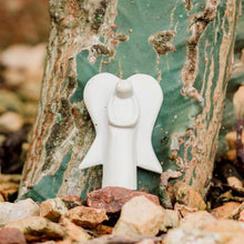 Load image into Gallery viewer, Carved Soapstone Angel