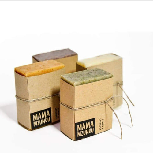 All Natural Handmade Soap - Full Size.