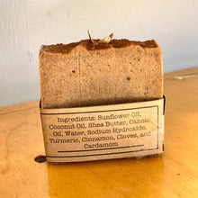 Load image into Gallery viewer, Refuge Soaps - Spiced Chai