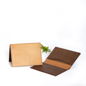 Full-grain Small Leather Wallet.