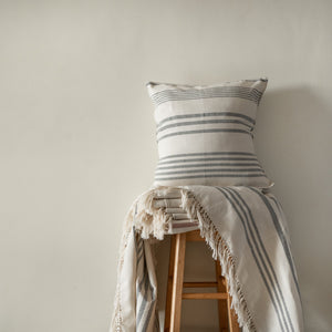 Kilombera Striped Throw Blanket - Amaka Africa