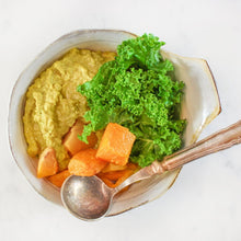 Load image into Gallery viewer, Aromatic Turmeric + Butternut Squash Daal (DF, NF, GF) (Keeps 3+ days)