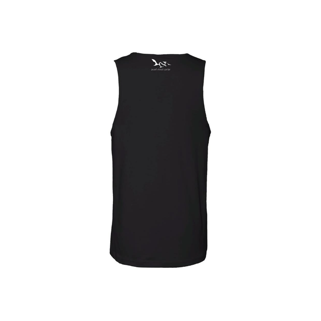 Men's Eat Caviar Tank - Black