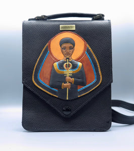 "NU CLASSIC SHOULDER BAG - ""PTAH THE DESIGNER"""