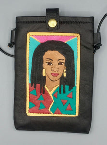 "CELL PHONE POUCH - ""RAS 1"""