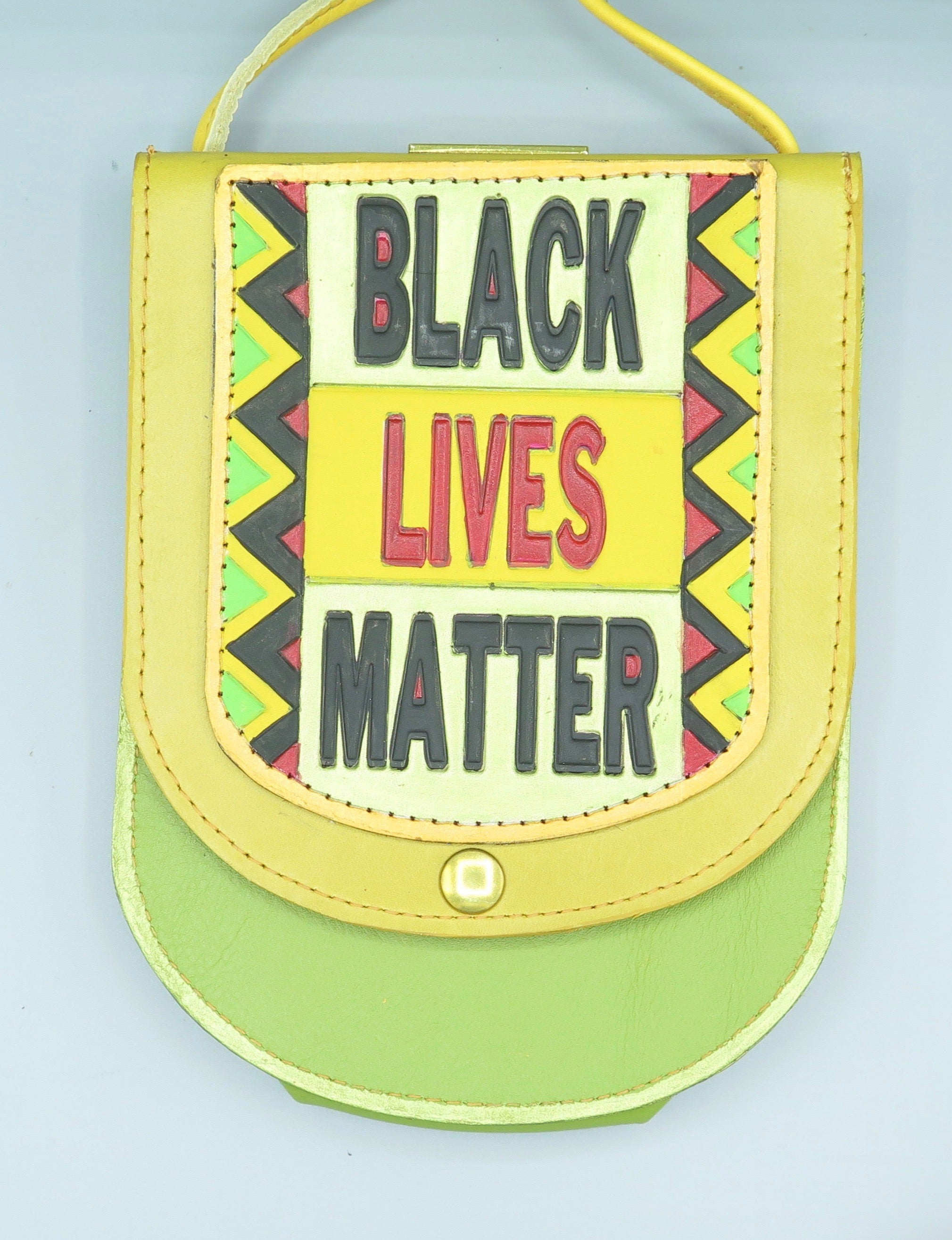 "NU POUCH - ""BLACK LIVES MATTER #2"""