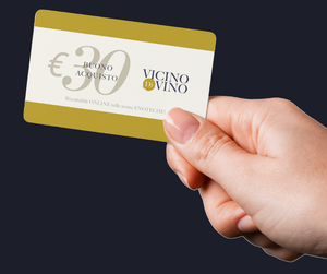 BUONO REGALO €30 - GIFT CARD €30