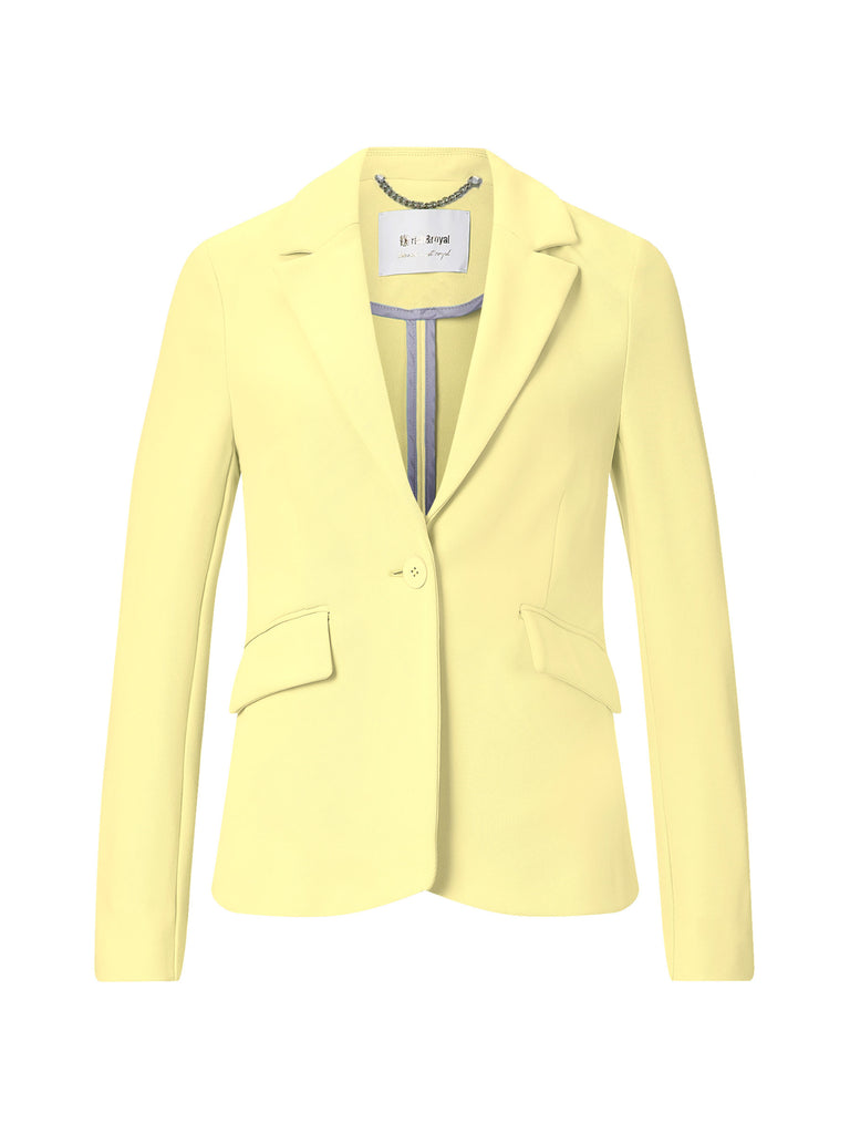 Rich & Royal Blazer Light Lemon