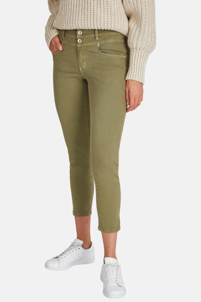 Angels Jeans Ornella Button Light Khaki Used 178 5415