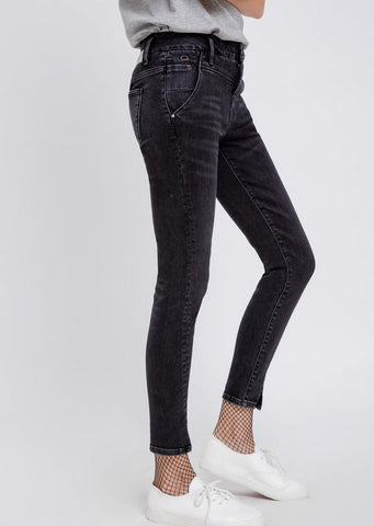 Dawn Denim Sun Up F01-0210, Black Denim