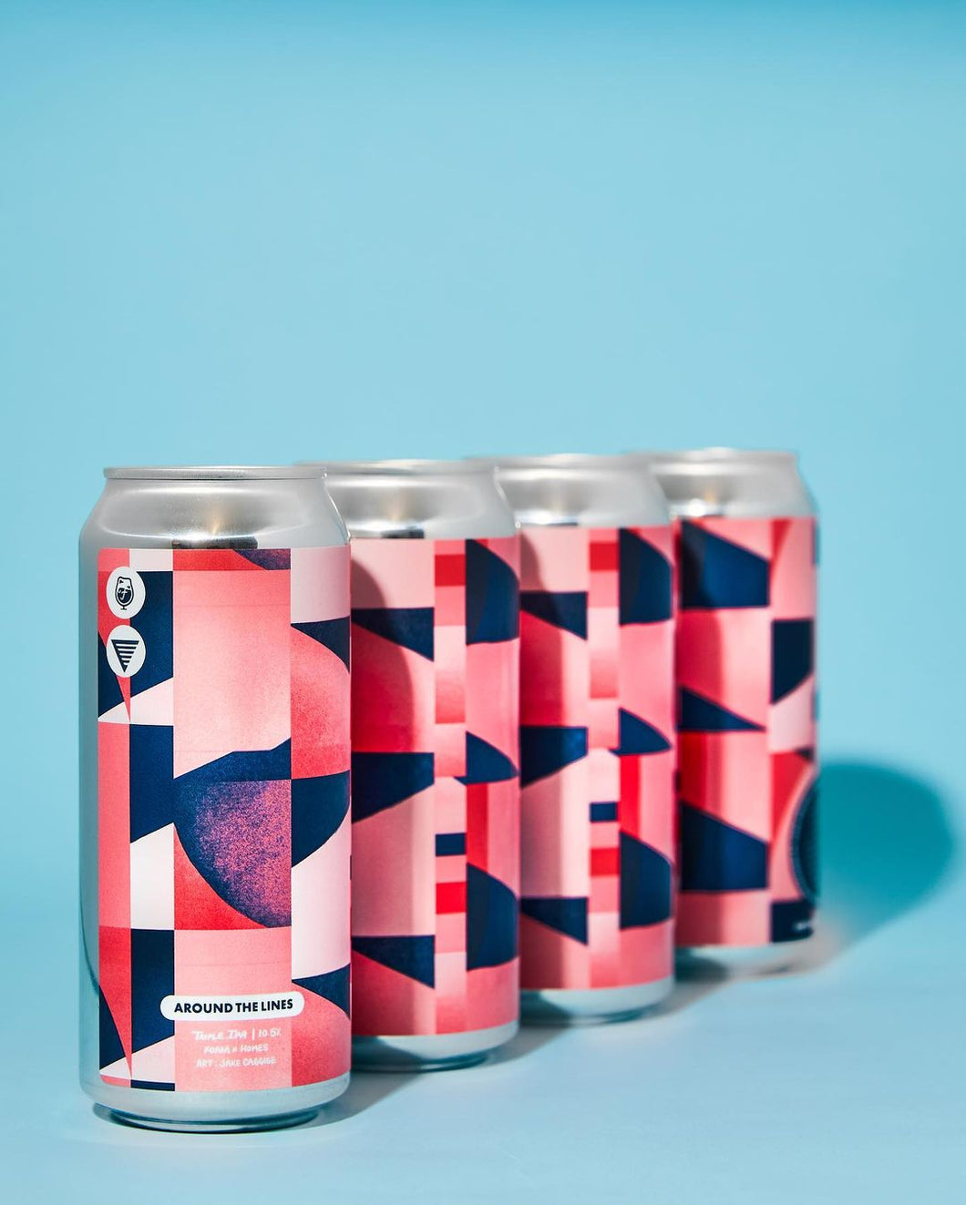 Around The Lines (HOMES Collab) - TIPA (Cans)