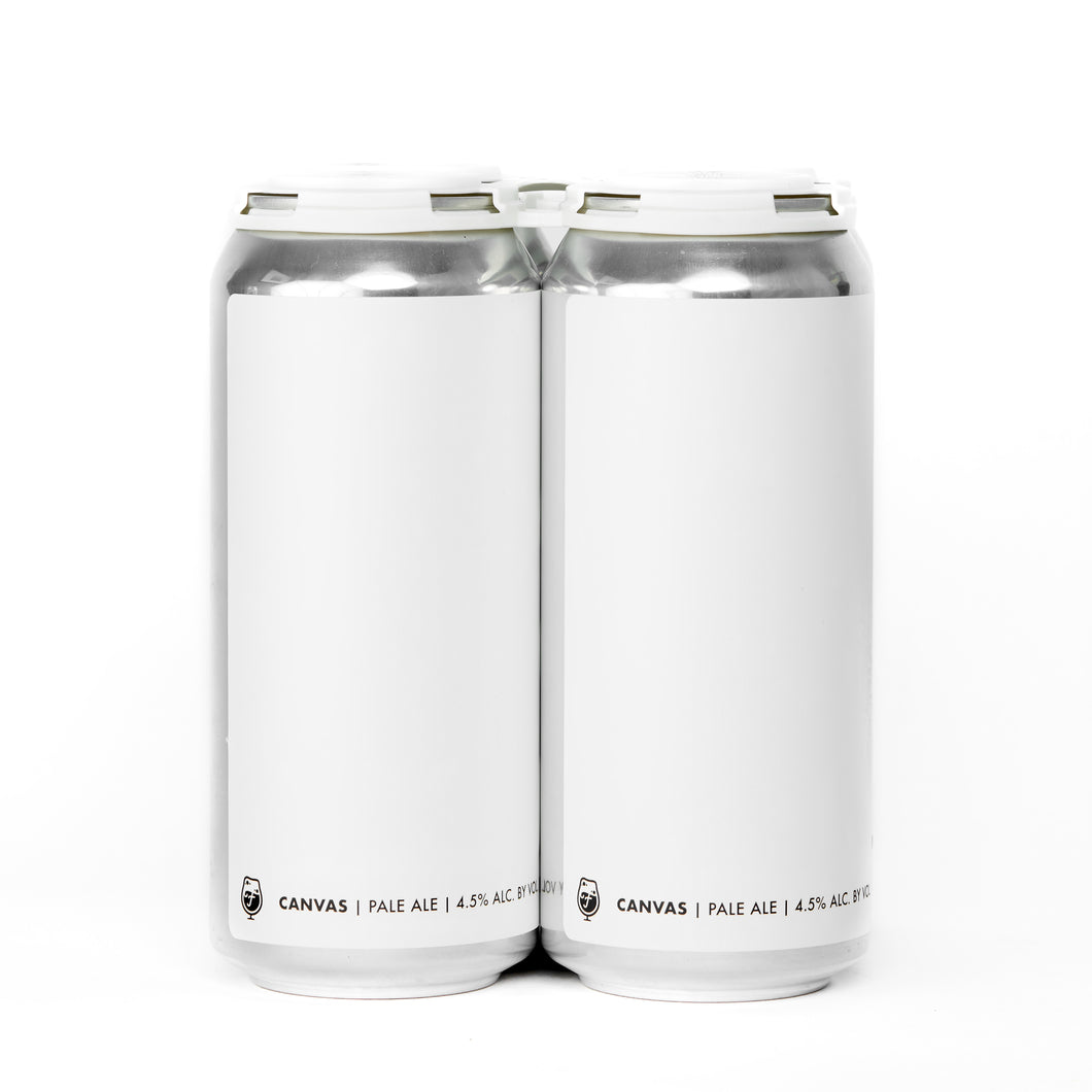 Canvas - Pale Ale (Cans - The Annex)