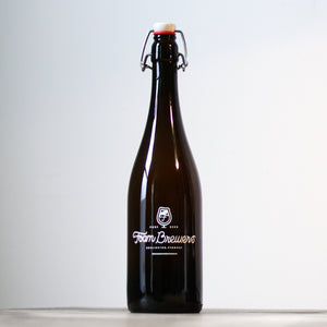 Cherry-Coloured Funk - Foedre-Aged American Wild Ale (750ml Growler)