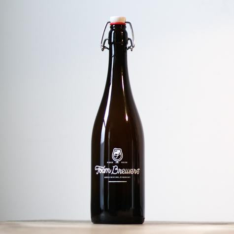 Only You - Mixed Culture Saison (750ml Growler)