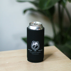 Koozie - Black and White Design