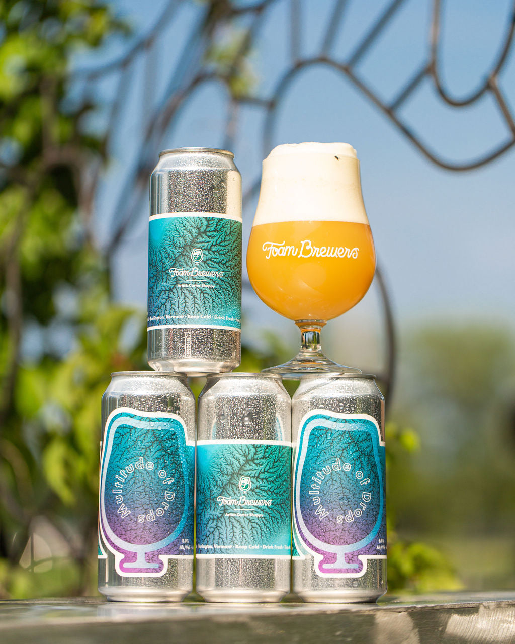 Multitude of Drops - DIPA (Cans - The Annex)