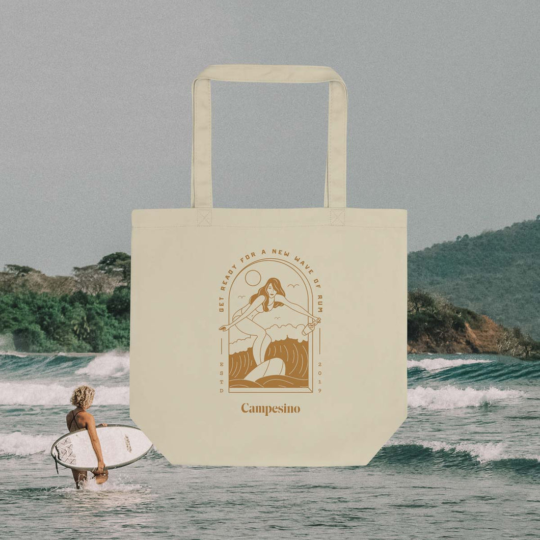 New Wave of Rum Tote