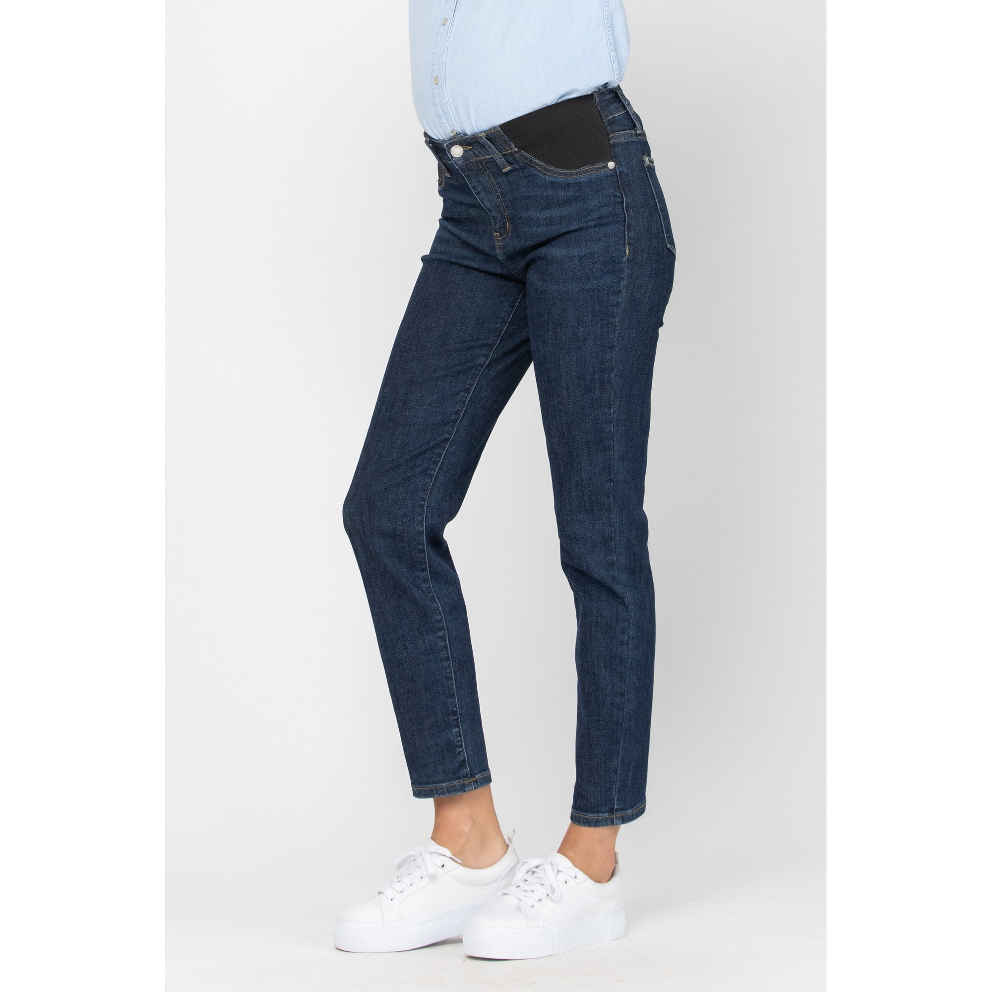 Judy Blue Maternity Slim Fit Jeans - Style #9805 - Online Only