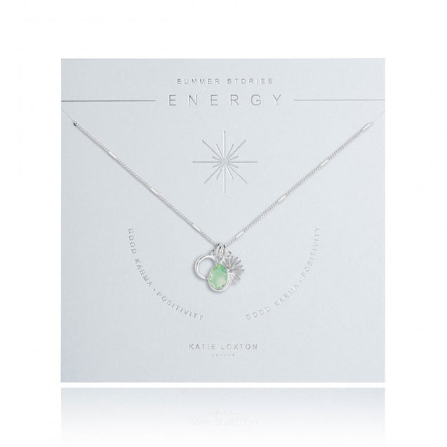 "Katie Loxton ""Summer Stories Collection"" Energy Necklace"