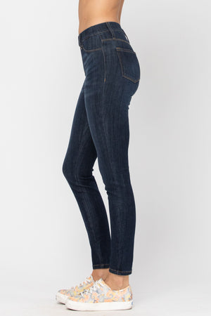 Judy Blue Skinny Pull-On Jeggings - Style 8846