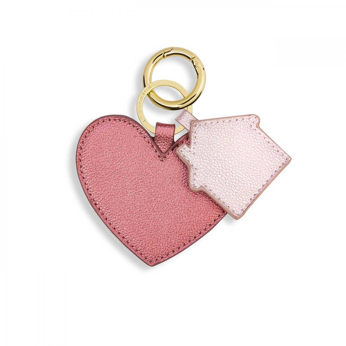 Katie Loxton Heart & Home Keyring